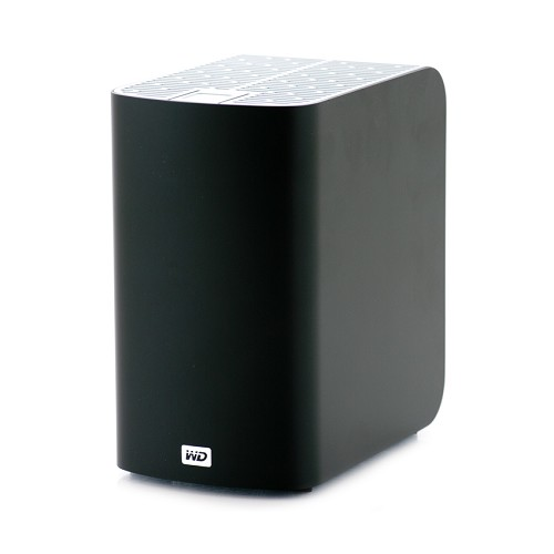 WD My Book VelociRaptor Duo 2TB with Thunderbolt Cable [WDBUWZ0020JBK] - Hard Disk External 3.5 Inch